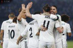 皇马将会与艾因队争夺2018年世俱杯的冠军